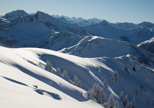 Kitzbuehel Alps