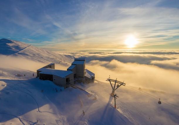 Sciare a Bad Kleinkirchheim