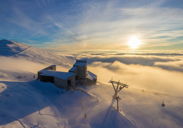 Ski area Bad Kleinkirchheim