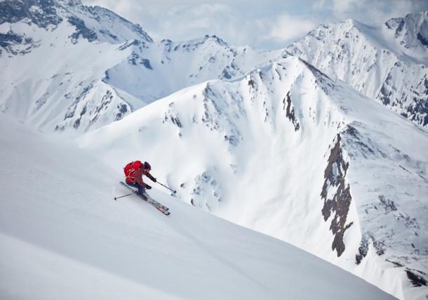 Ski tour Ischgl