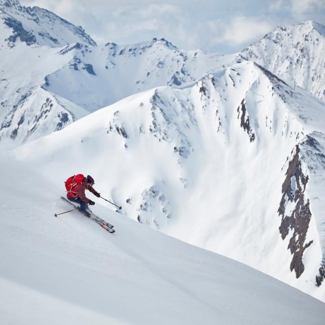 Skitour Ischgl