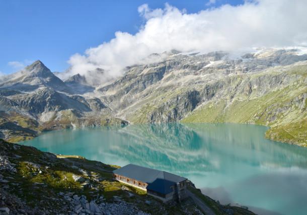 National Park Hohe Tauern - Weisssee