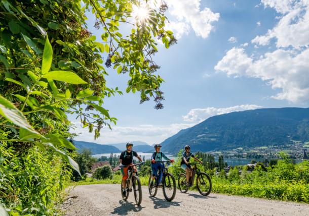 E-Biken in Kärnten