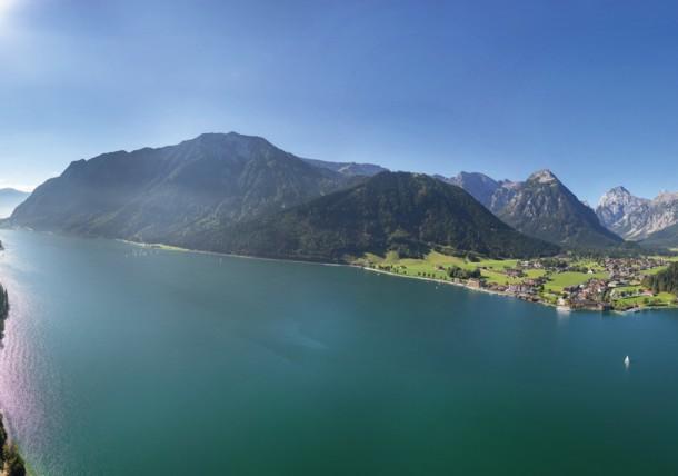 Ausblick auf den Achensee