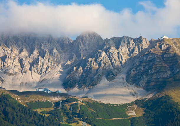 Seegrube Nordkette Innsbruck
