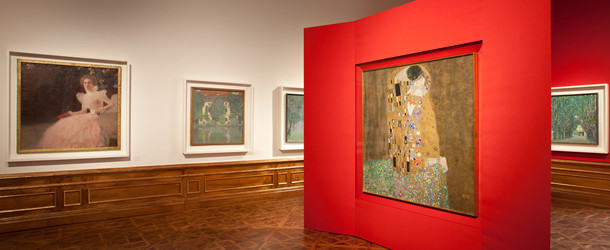 Belvedere Vienna, Klimt Collection