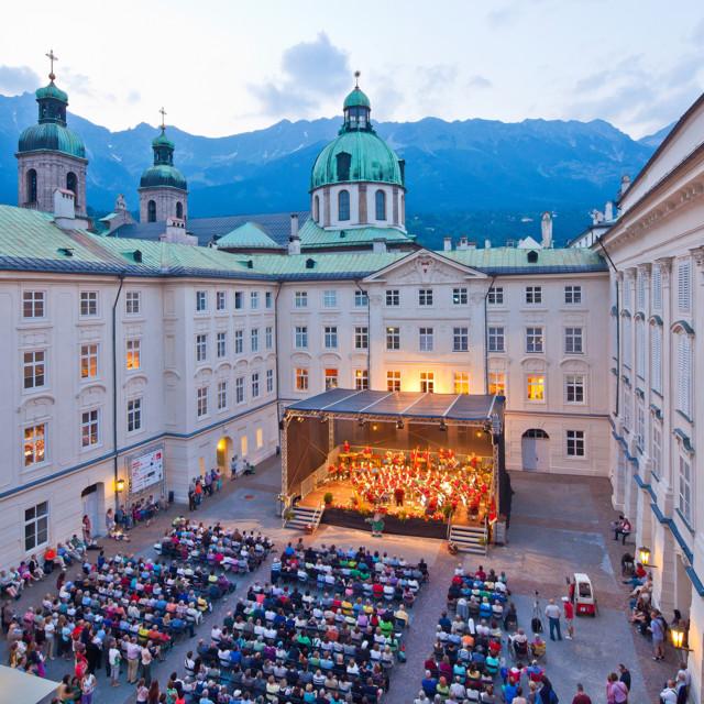 Promenadenkonzerte, Innsbruck