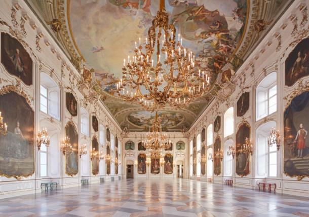 Innsbruck Imperial Hofburg Giant Hall