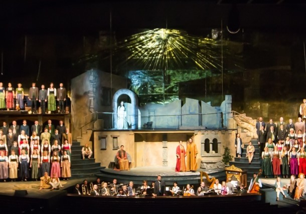 Advent singing - Salzburg