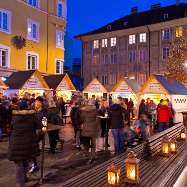 Advent in Innsbruck