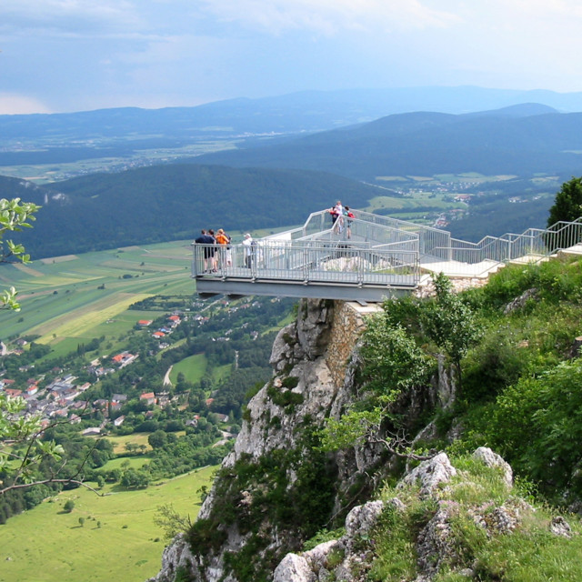Hohe Wand Skywalk