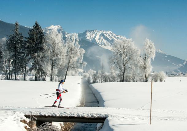 Cross-country skiing, Altenmarkt-Zauchensee