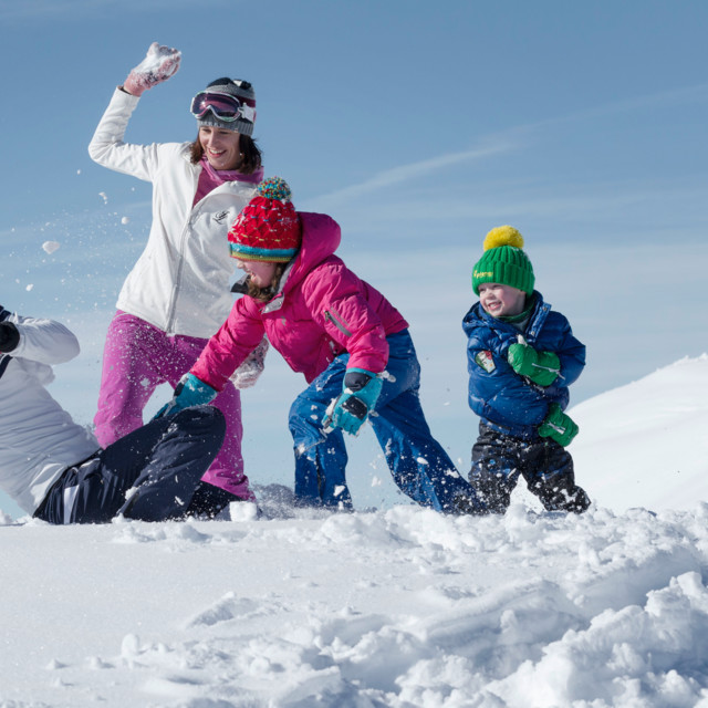 Family holiday in Schladming