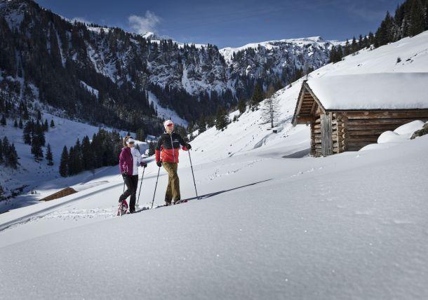Zimsko planinarenje, Saalbach Hinterglemm