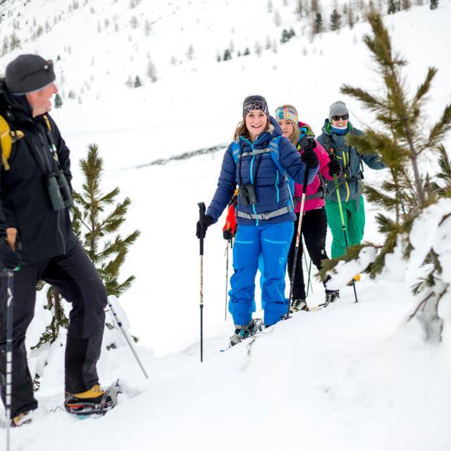 Schneeschuhwandern mit dem Nationalparkranger