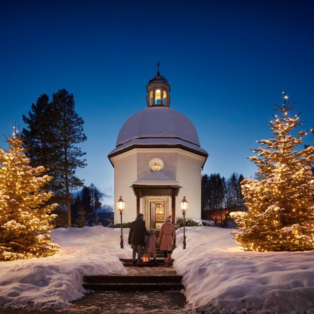 Silent Night Chapel Oberndorf