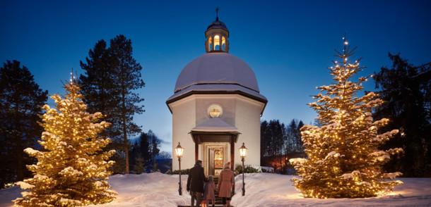 Stille-Nacht-Kapelle Oberndorf