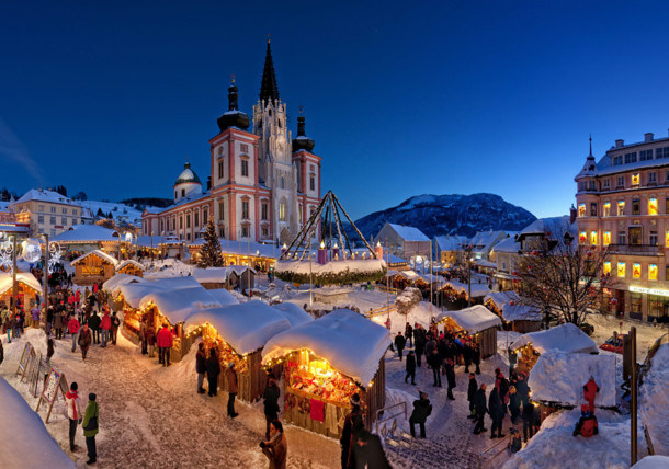 Advent in Mariazell, Styria