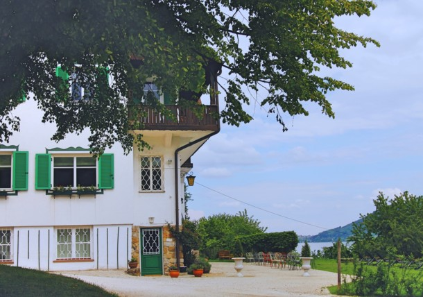 Villa Weiss in Attersee am Attersee