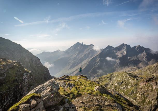 Túrázás a Schober-csoportban, Hohe Tauern Nemzeti Park