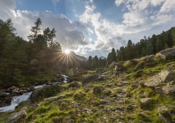 Wandern in der Schobergruppe im Nationalpark Hohe Tauern Osttirol