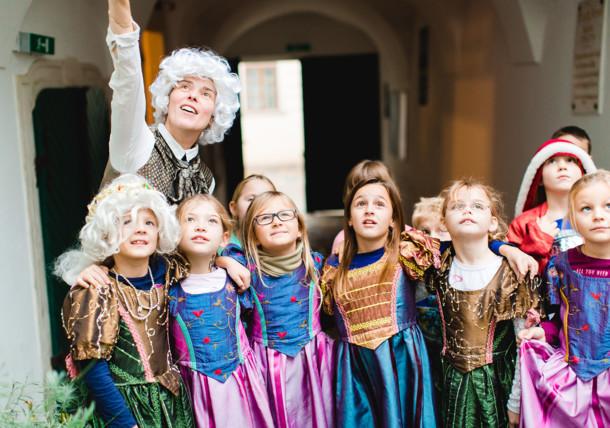 Kinderkultur im Sommerurlaub im Burgenland