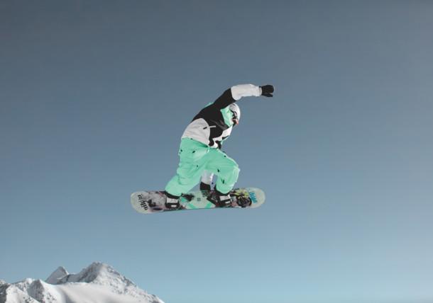 Snowboarding - Stubai/Tyrol