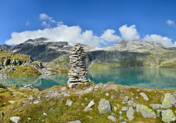 Národní park Vysoké Taury - Weisssee