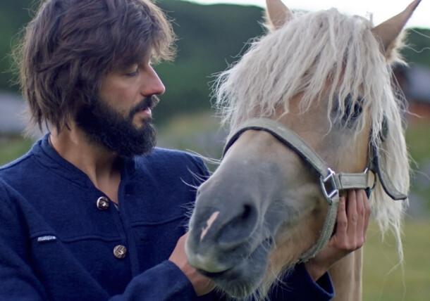 Mann und Pferd, Alpines Lebensgefühl