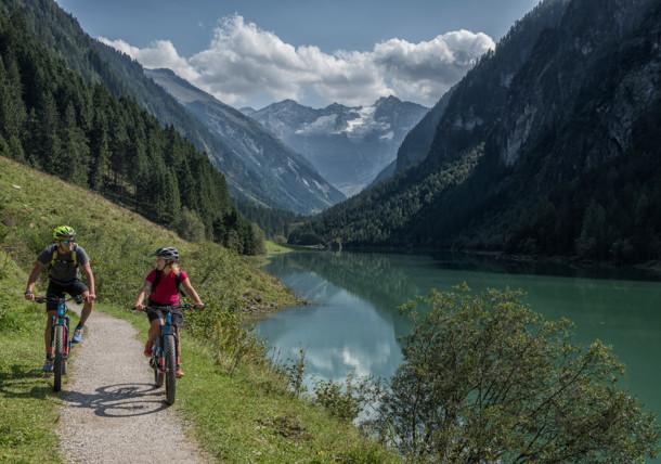 Bike & Hike Stilluptal Valley
