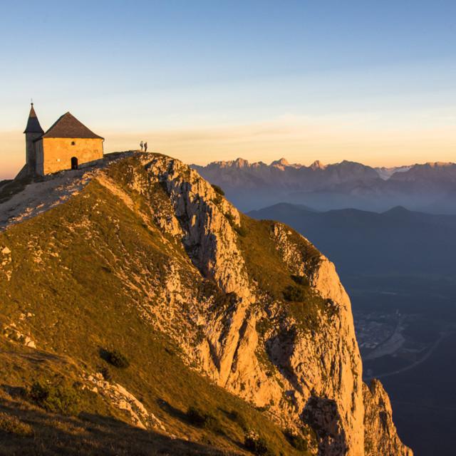 Naturpark Dobratsch Gipfel Kärnten