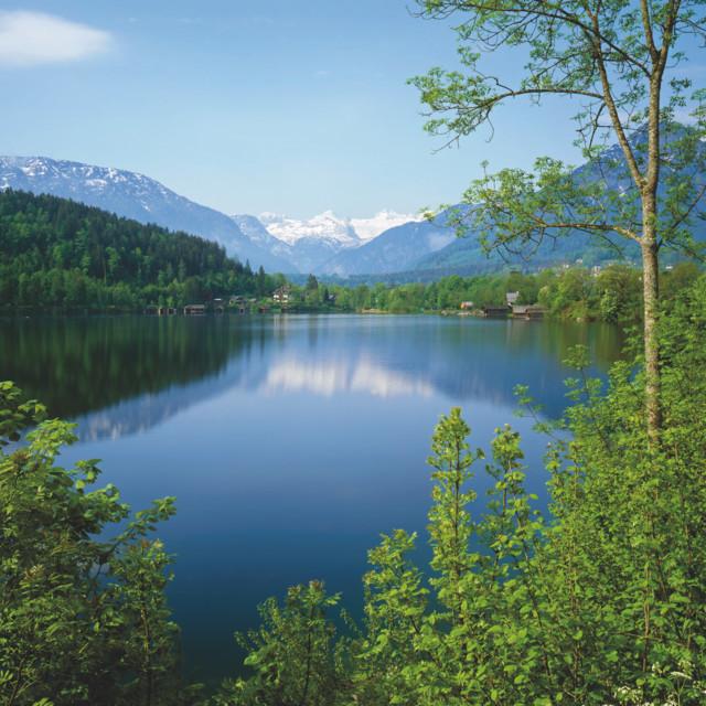 Altausseer See in der Steiermark