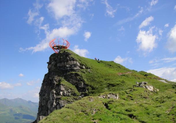 Viewing Platform Glocknerblick in Bad Gastein