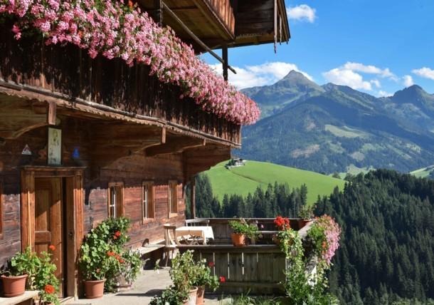 Bauernhof in Alpbach