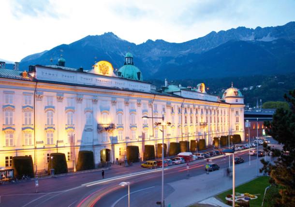 Kaiserliche Hofburg, Innsbruck