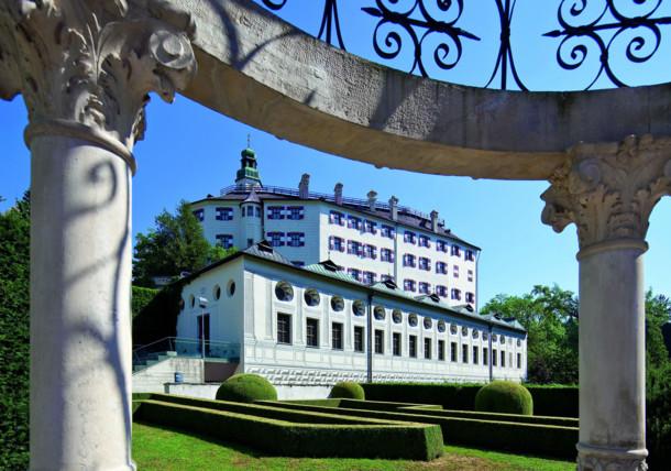 Schloss Ambras bei Innsbruck