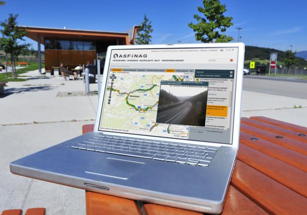 Verkehrsinfos Webcam