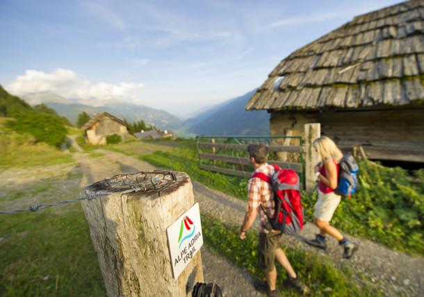 Alpe-Adria-Trail Carinthia