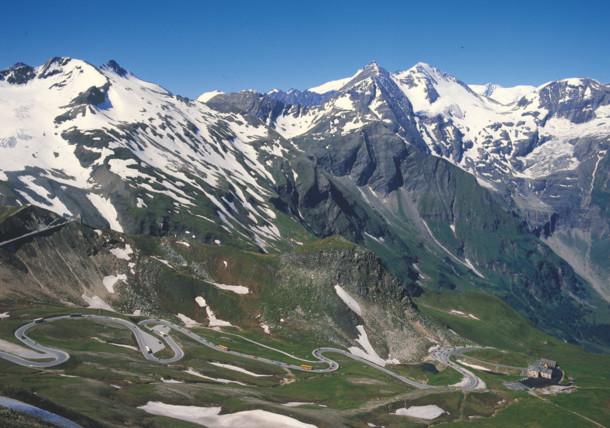 Droga wysokoalpejska Großglockner