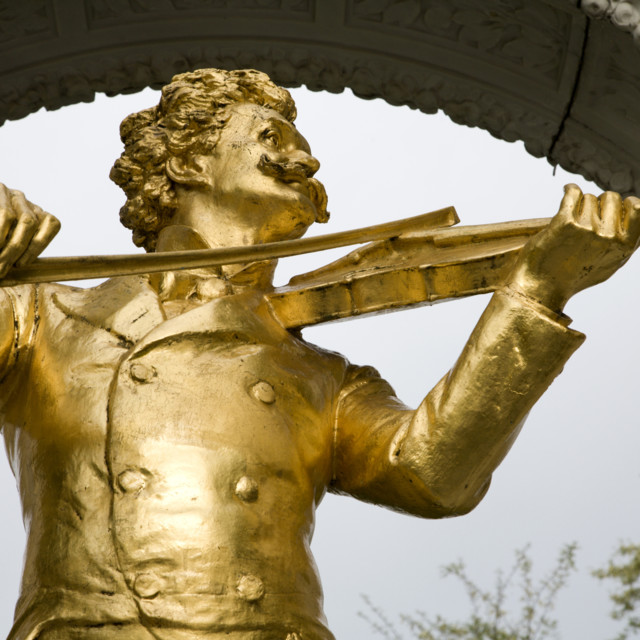 Johann Strauß Denkmal