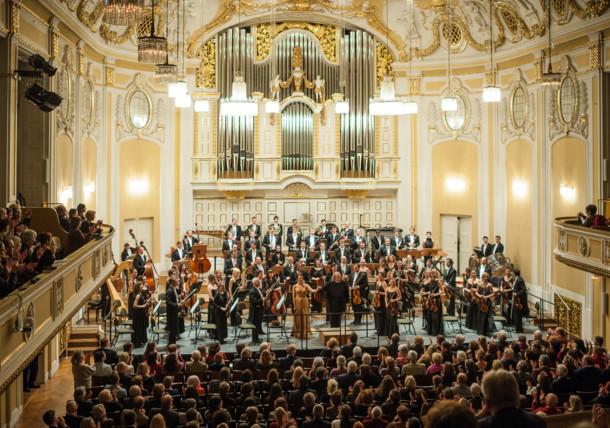 Konzert im Mozarteum