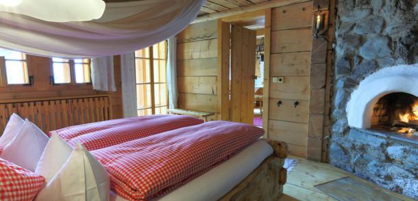 Chalet mit Schlafzimmer im Almdorf Seinerzeit in Kärnten