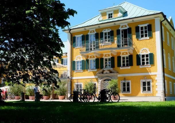 Gwandhaus v Salcburku