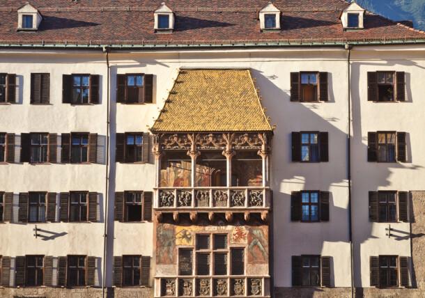 Goldenes Dachl - Altstadt Innsbruck