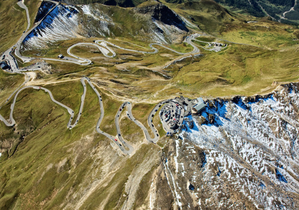 High-Alpine Road
