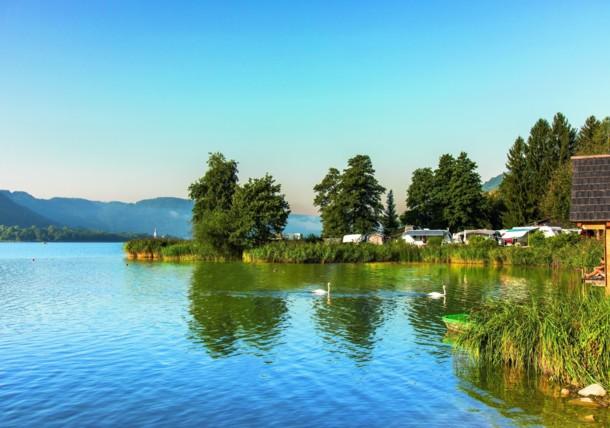 Heerlijk kamperen in Karinthië