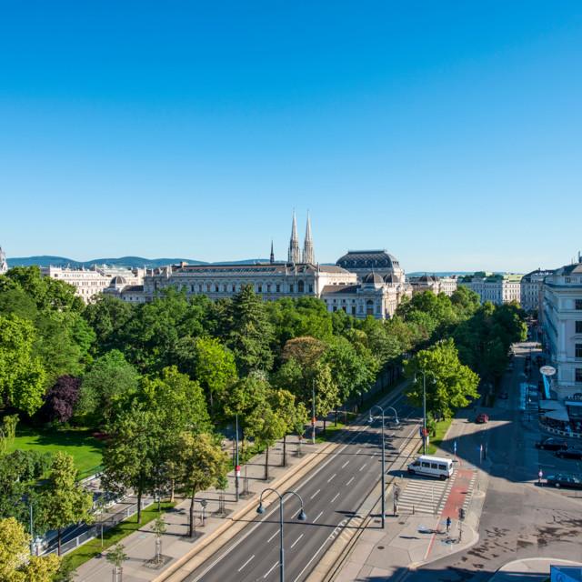 Ringstrasse, Wien