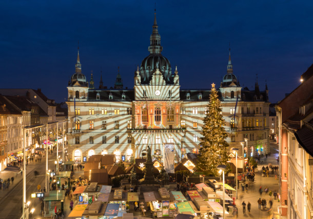 Advent in Graz