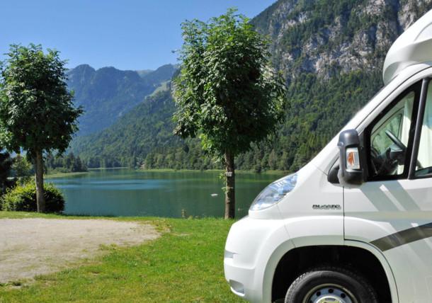 Kemping w Austrii
