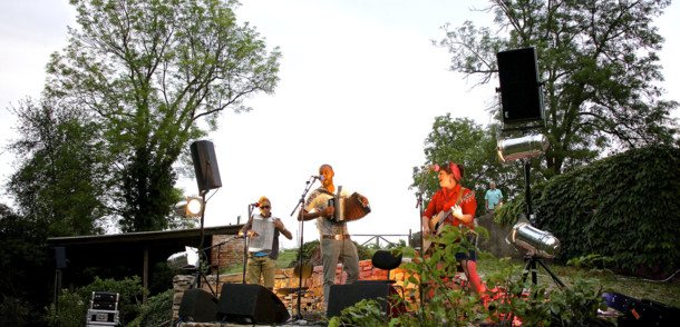 Festival Glatt&Verkehrt: Cedric Watson Trio
